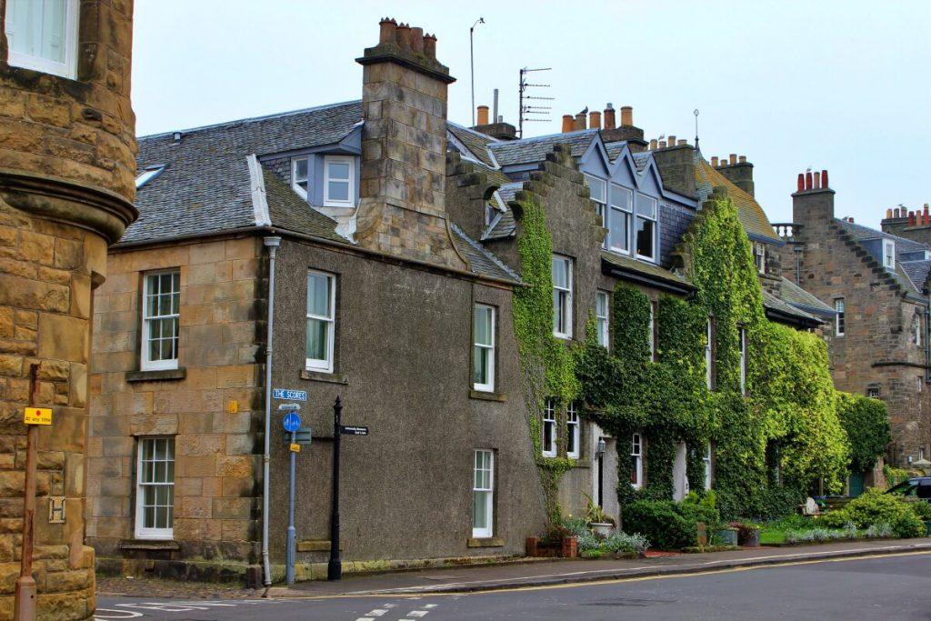 castlemount b&b - dove dormire a Saint andrews scozia