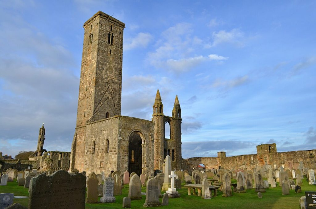 St Rule's Tower - cosa vedere a Saint Andrews