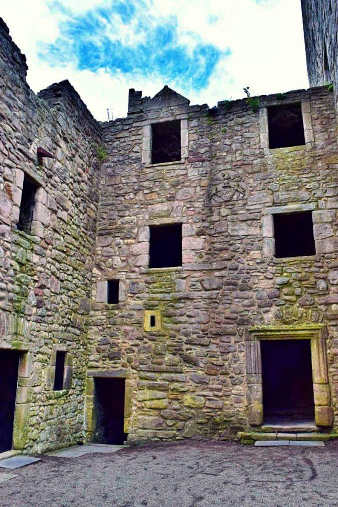 outlander scozia - castelli scozia