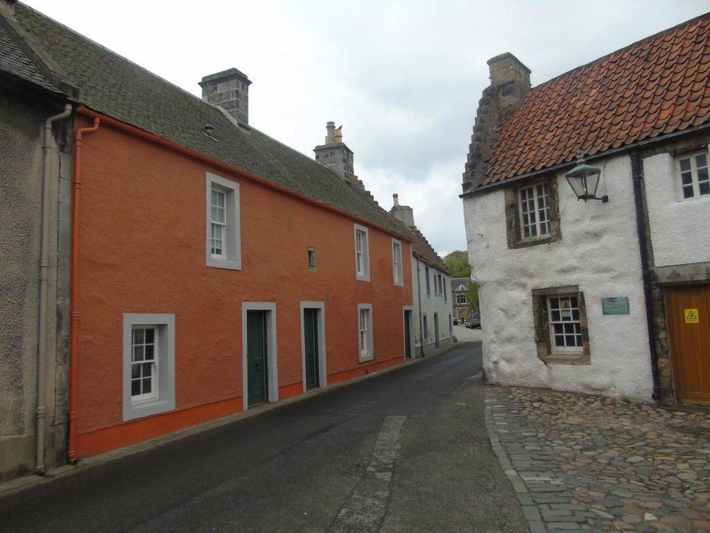 Culross scozia, il borgo di Outlander