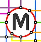 glasgow subway map, applicazioni per viaggiare in Scozia