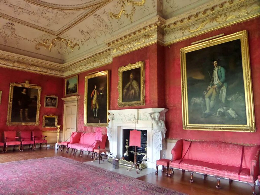 locations di Outlander, red room