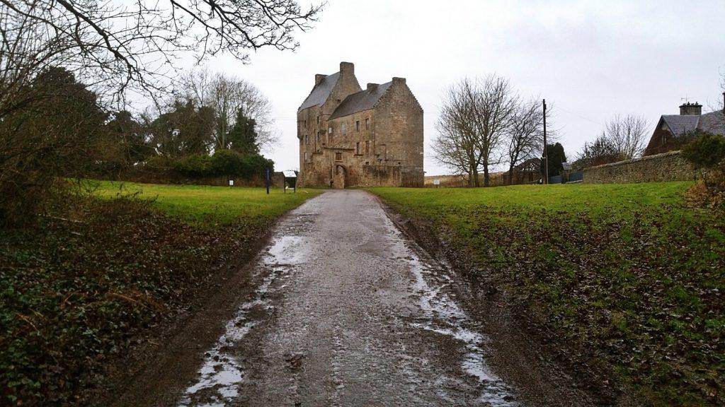 midhope castle, viale