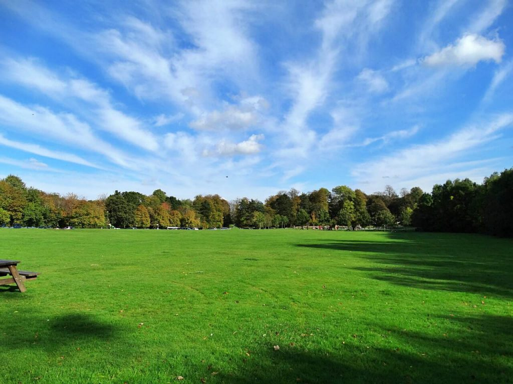 Locations di Outlander a Glasgow, pollock park