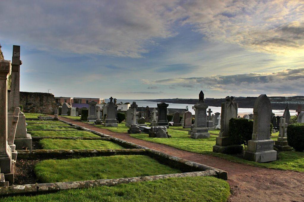 la cattedrale di Saint Andrews - Cosa vedere a Saint Andrews