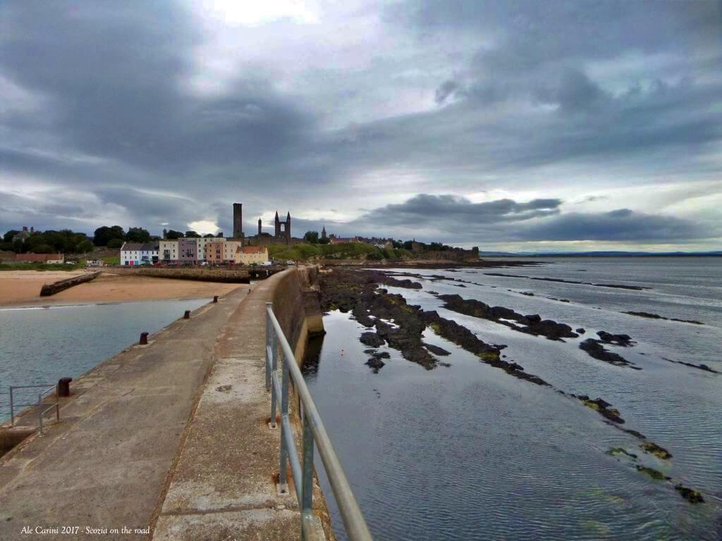 st andrews scozia - da Crail a St Andrews - fife coastl path