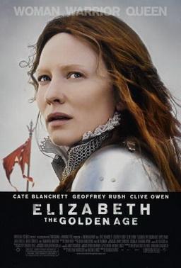 elizabeth the golden age - la Scozia nei film