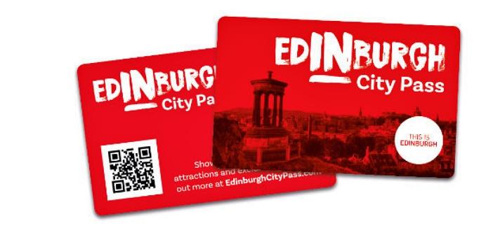 edinburgh city pass - edimburgo city pass