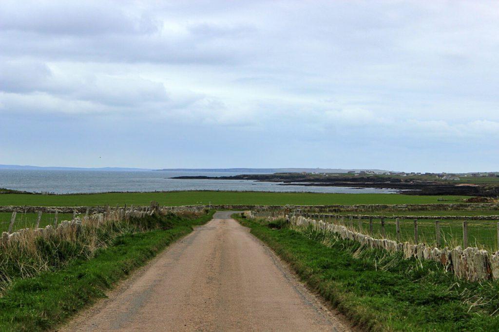 fare un viaggio on the road, Scozia