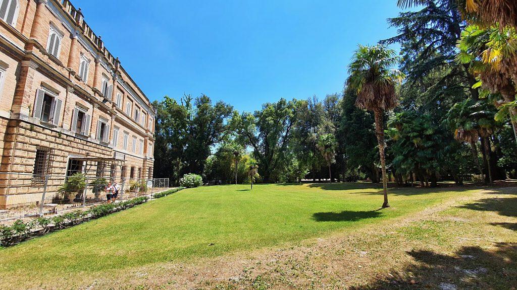 palazzo bandini - abbazia di fiastra marche