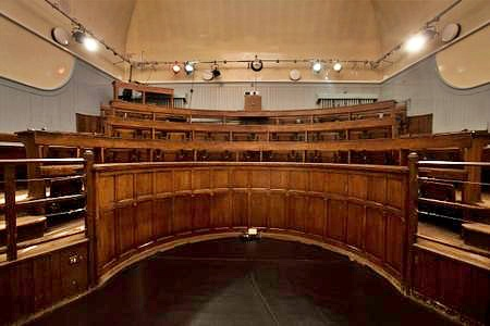 lecture hall, edimburgo
