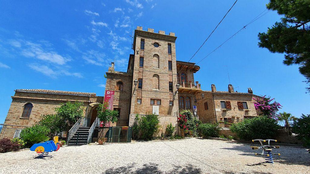 museo archeologico torre di palme marche