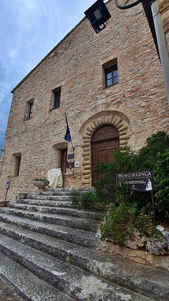museo arte, storia e territorio genga - musei nelle marche