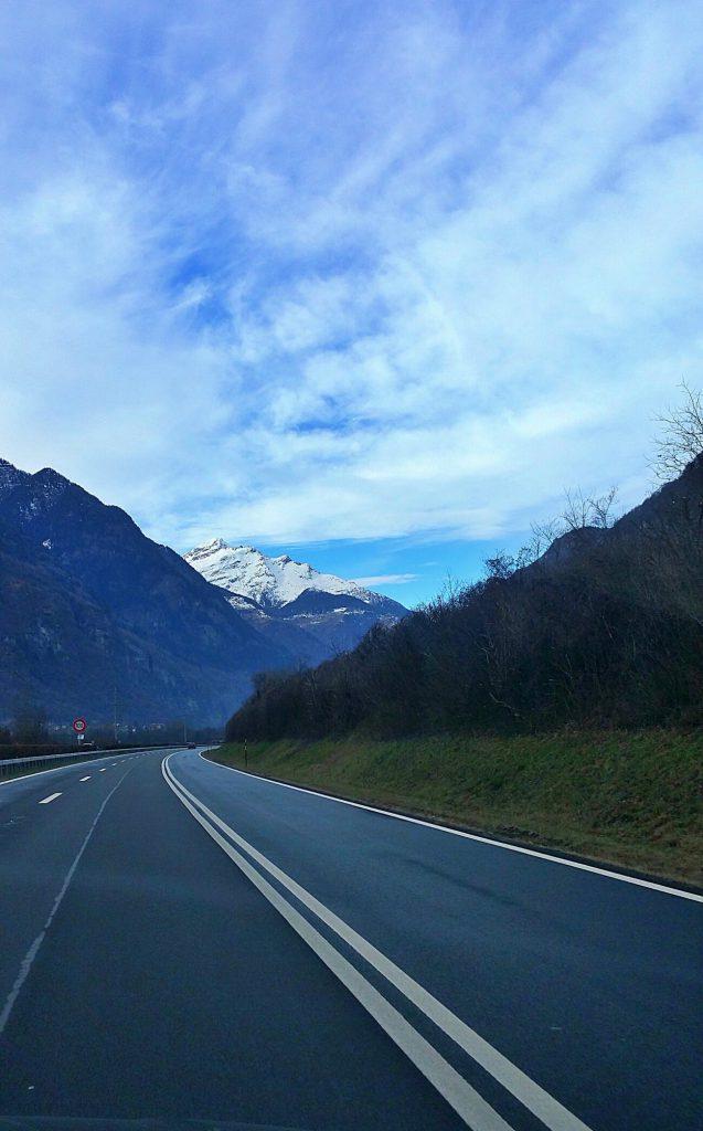 svizzera, fare un viaggio on the road