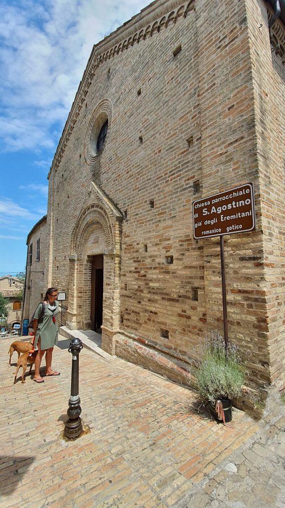 tempio di sant agostino