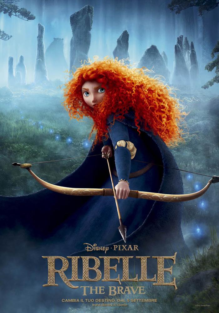 the brave - la scozia nei film