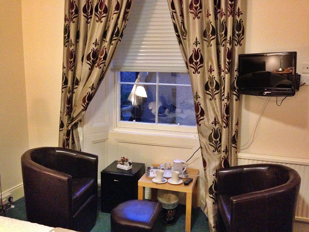 guest house scozia - dove dormire in Scozia - dormire in Scozia