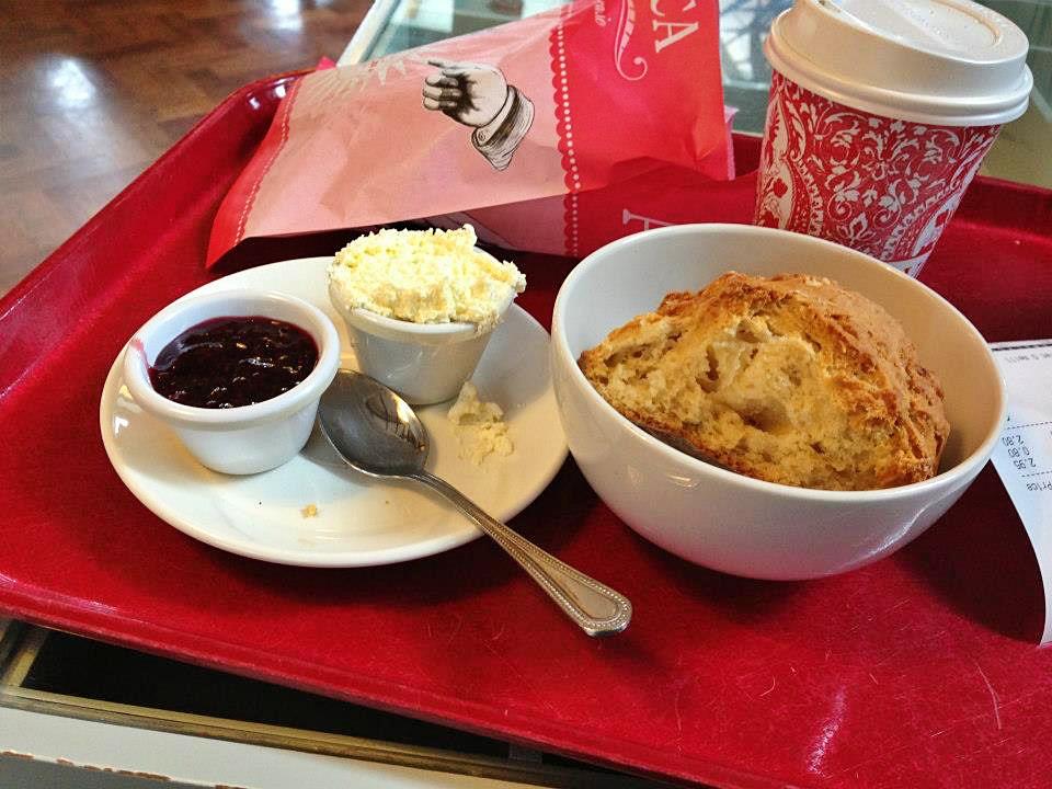 scones - cosa mangiare in scozia - cibo scozzese