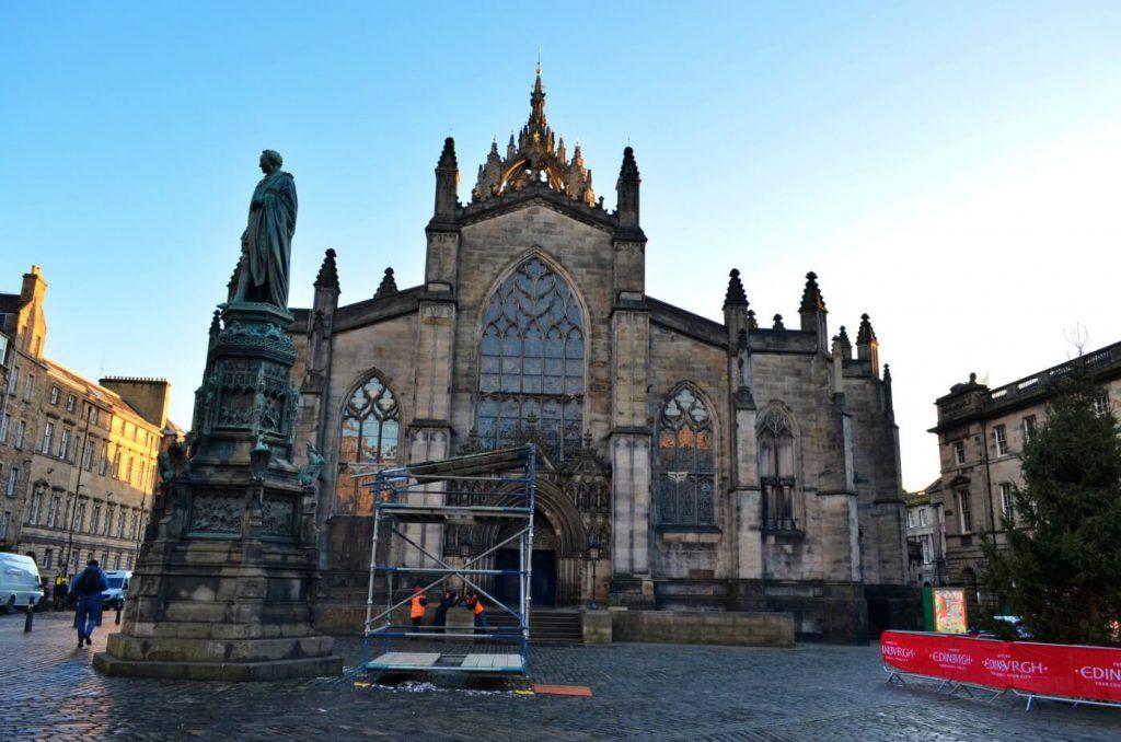 cattedrale di st giles
