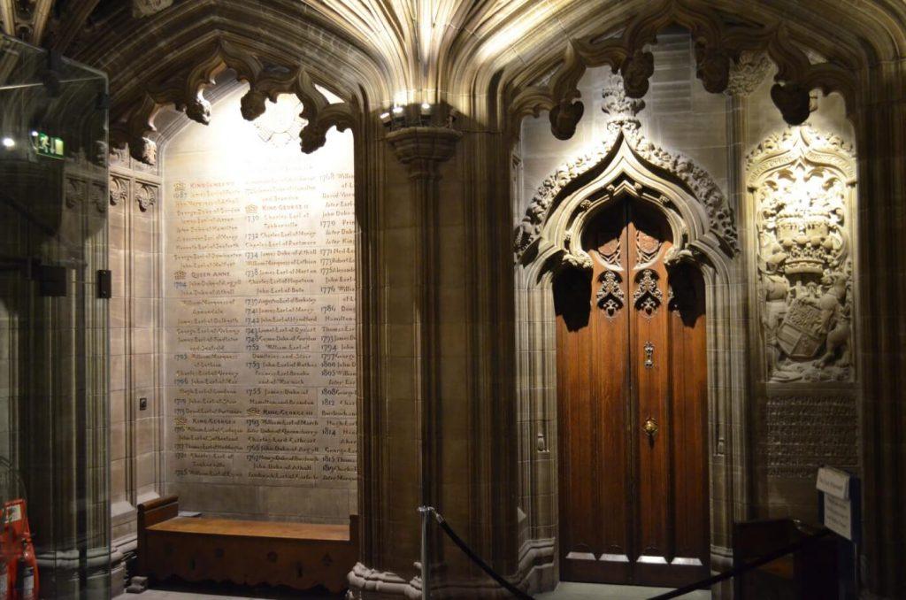 cattedrale di st egidio edimburgo - saint giles cathedral