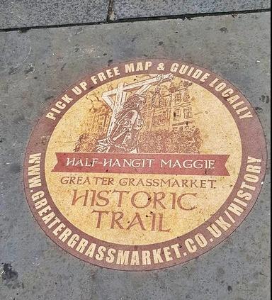 maggie dickson - edimburgo historic trail
