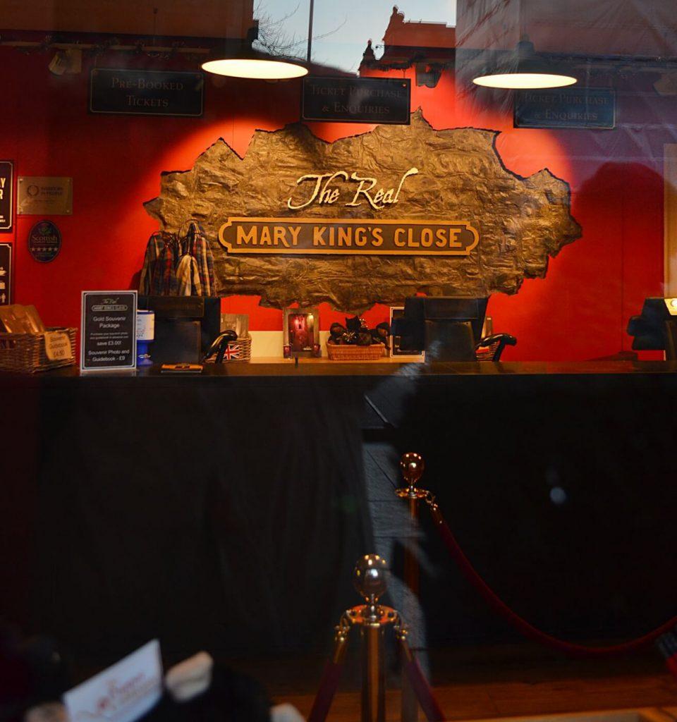 Mary King's close - edimburgo cosa vedere - sotterranei Edimburgo