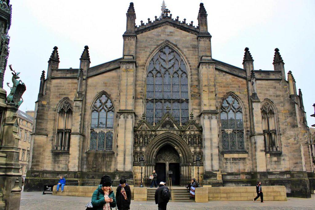 saint giles - visitare edimburgo - saint giles cathedral