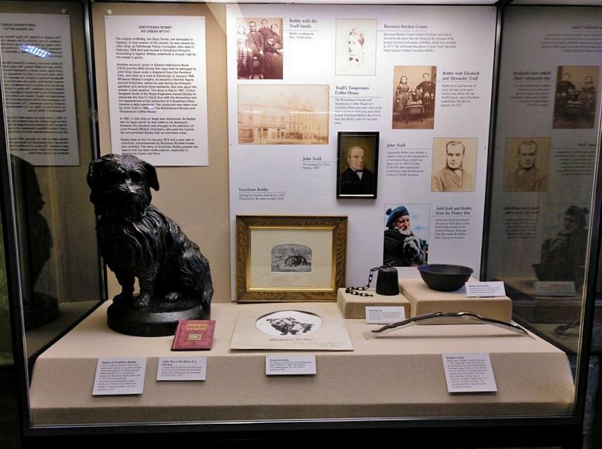 il cane più famoso di edimburgo - museum of edinburgh