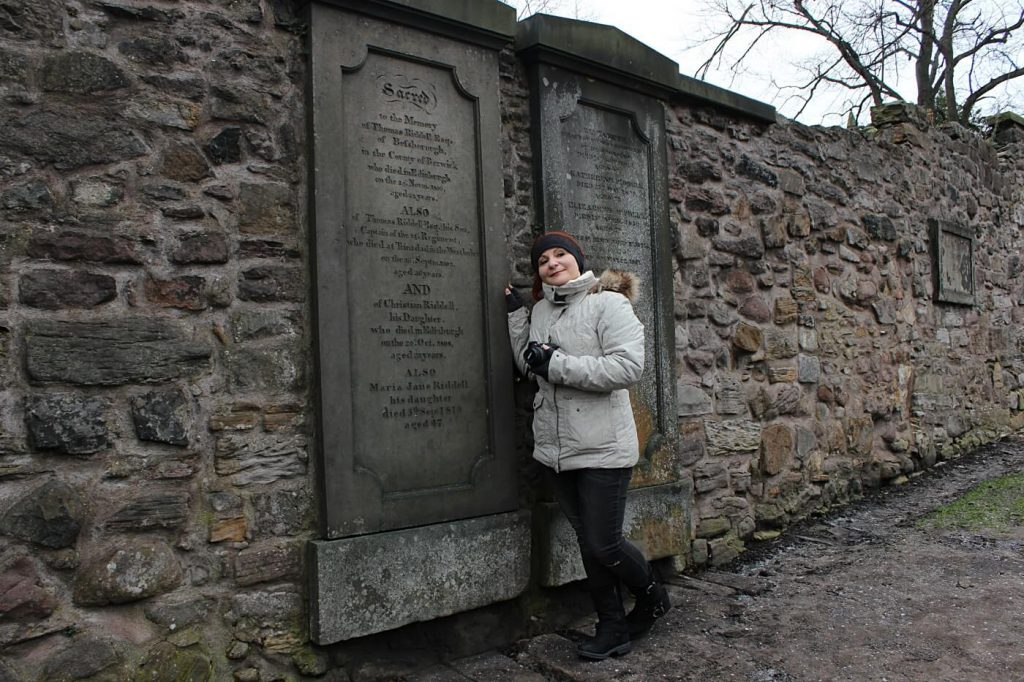 greyfriars kirkyard edimburgo - harry potter edimburgo