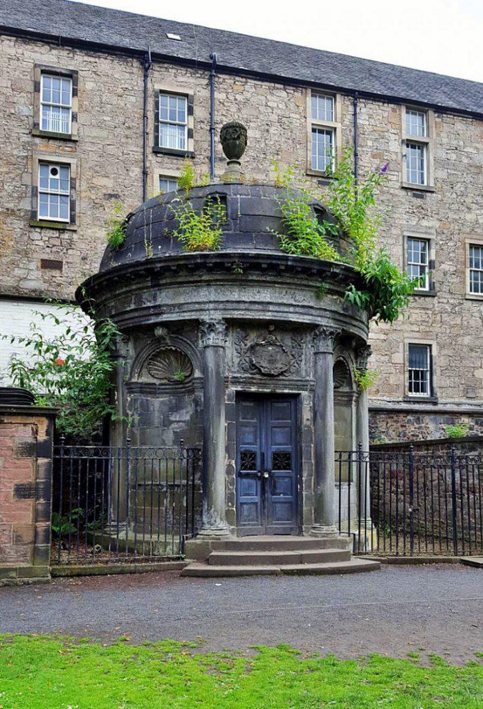 Greyfriars Kirkyard edimburgo - cimiteri scozzesi - MacKenzie poltergaist