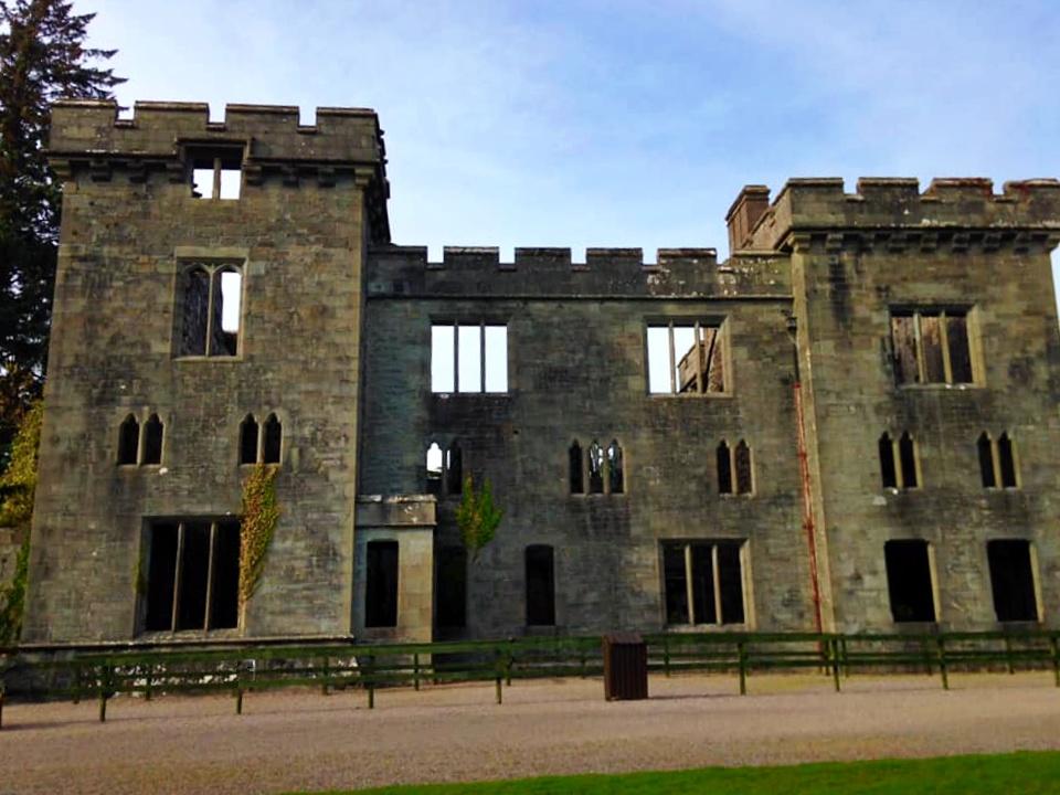 armandale castle - isola skye scozia