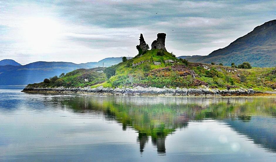 castle maol - isola di skye cosa vedere