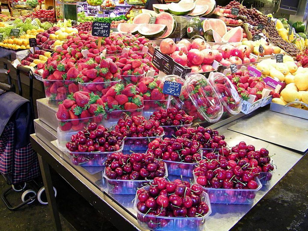 mangia sostenibile - mercati locali