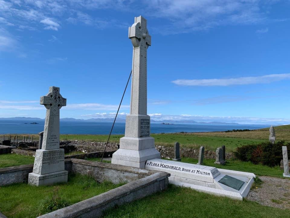 tomba di flora macdonald - isola di skye cosa vedere