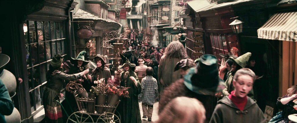diagon alley londra - londra harry potter