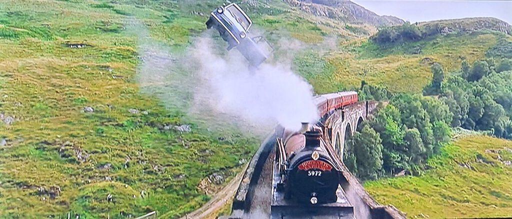 glenfinnan - hogwarts express - treno harry potter - scozia hogwarts