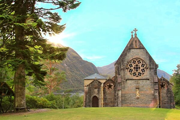glenfinnan church