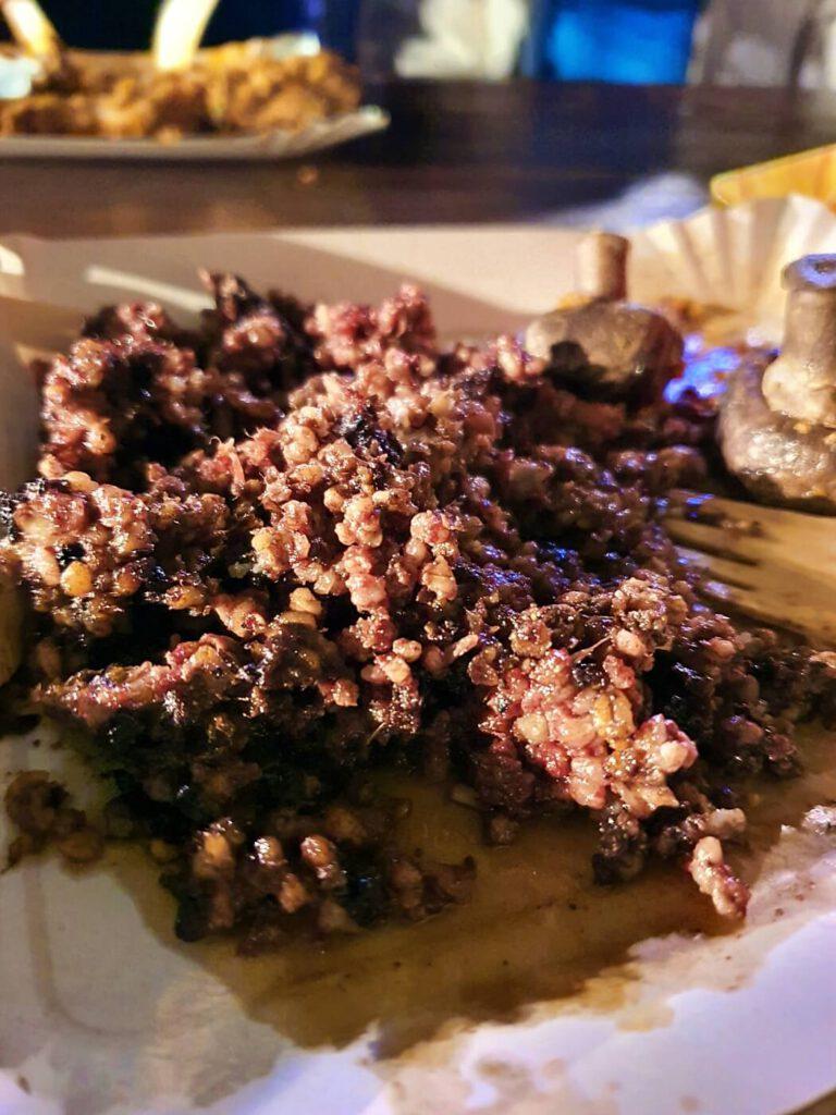 haggis ricetta - huggies - piatto scozzese - piatto tipico scozzese