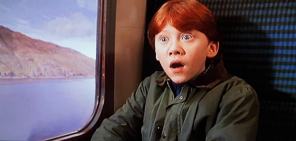 hogwarts express - loch morar