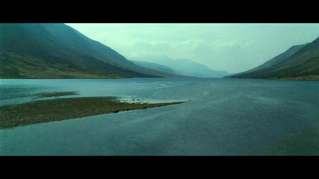 Loch Arkaig - dove hanno girato harry potter in scozia - harry potter scozia