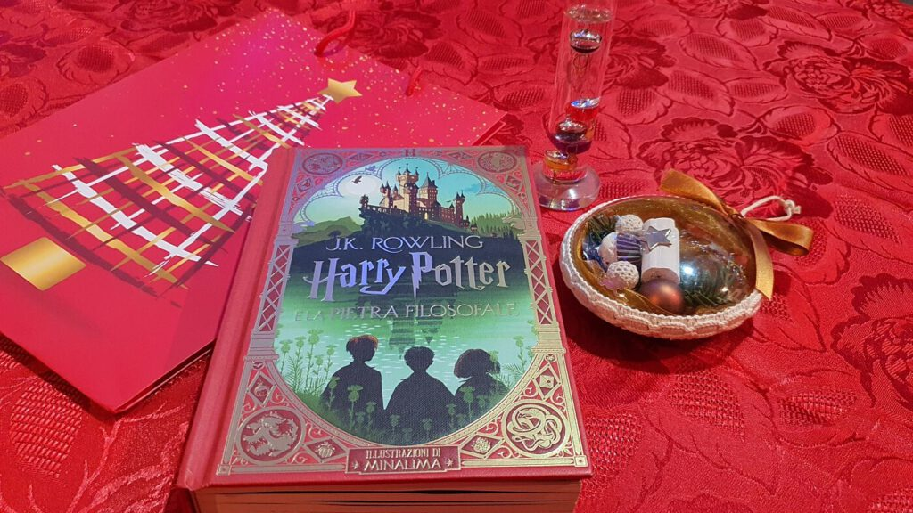 minalima - libri illustrati harry potter