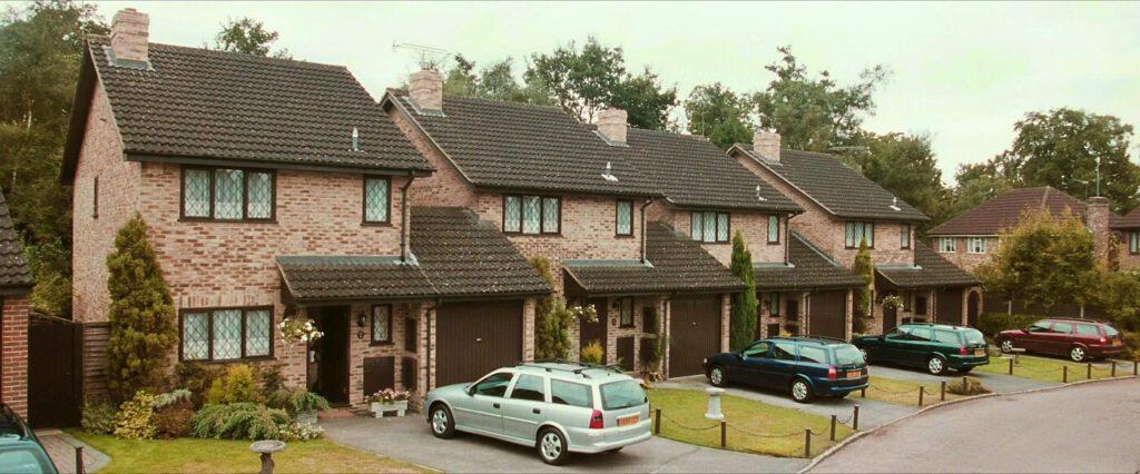 private drive n 4 - casa di harry potter londra