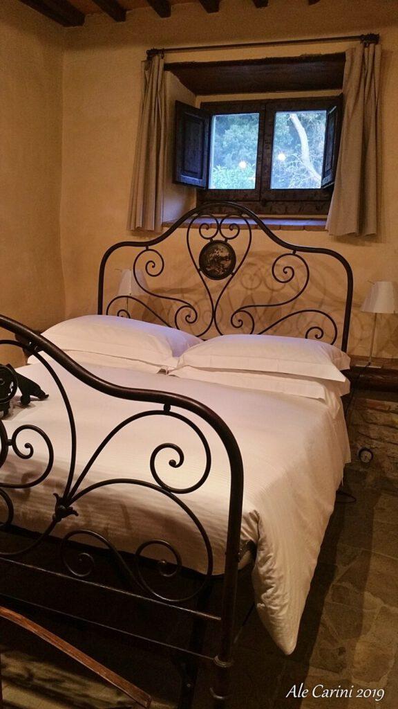 albergo romantico toscana