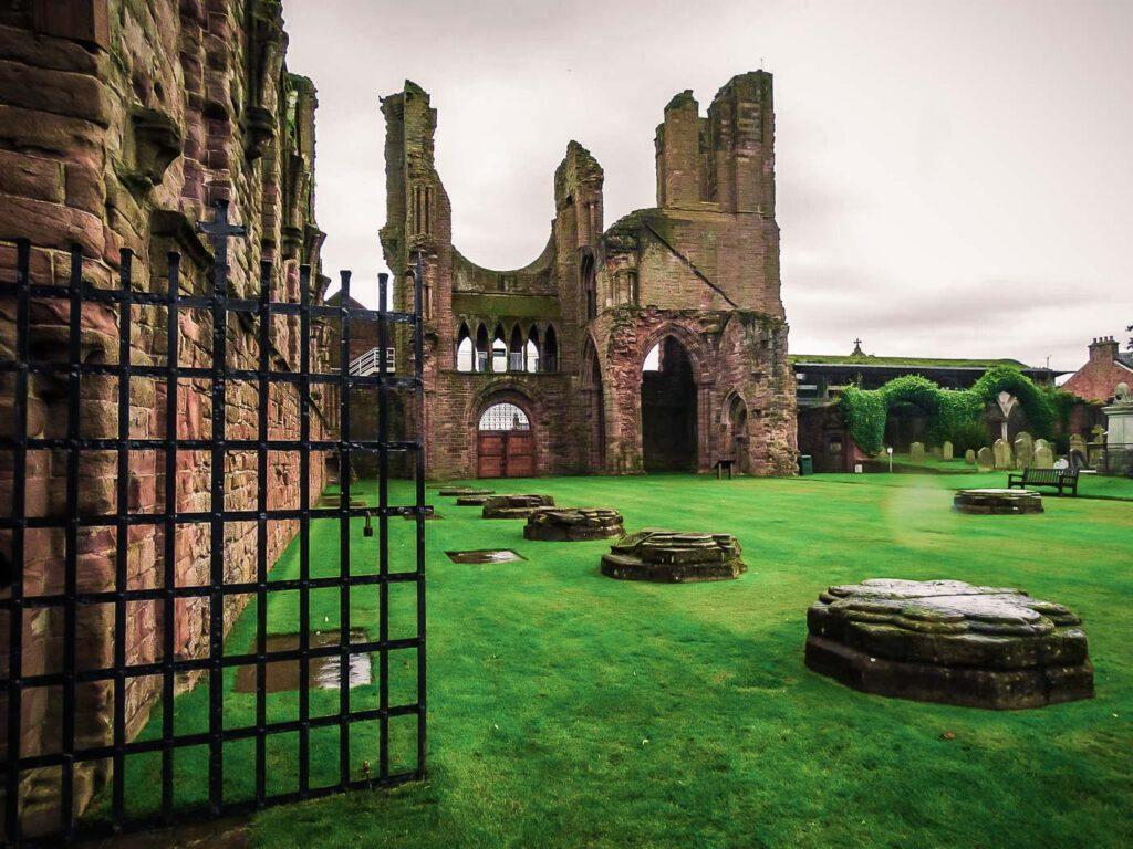 abbazia di arbroath - arbroath abbey