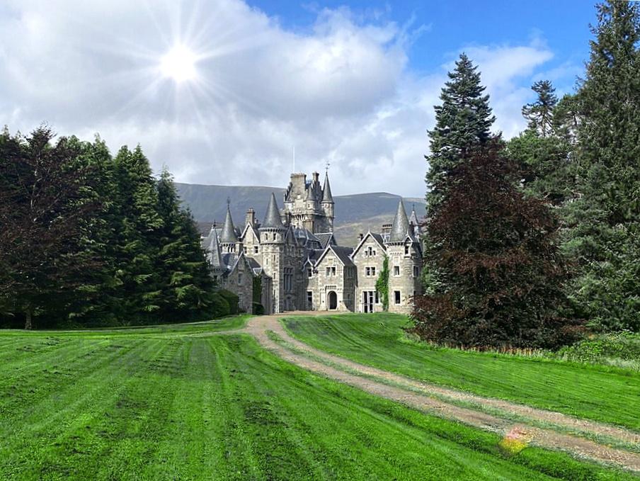 castelli dove dormire in scozia - scozia dormire in un castello