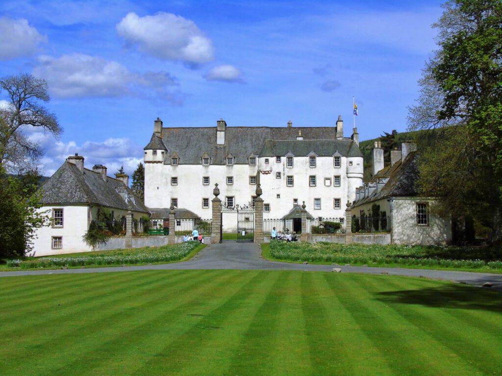 Traquair castle - scozia castelli hotel -