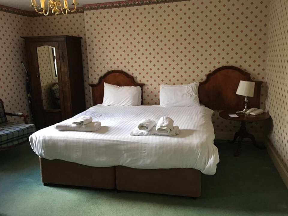 tulloch castle - castelli dove dormire in scozia