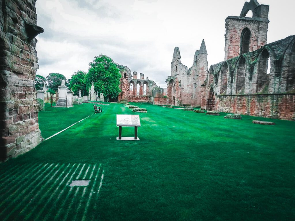 arbroath abbey -