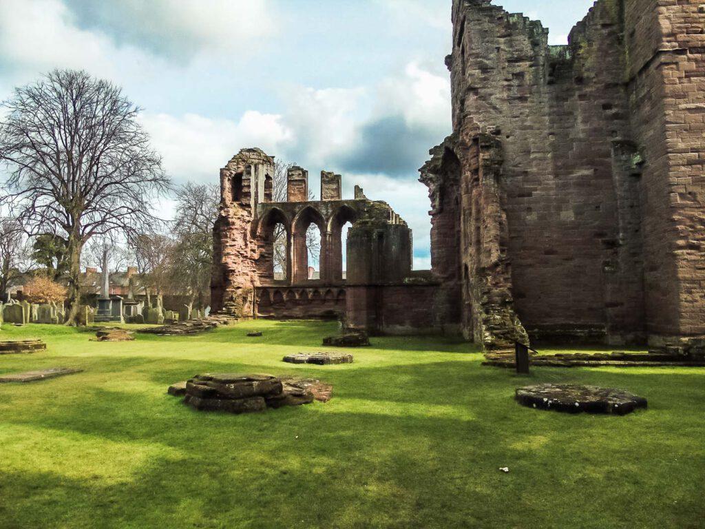 abbazia di arbroath - scozia cosa vedere - abbazie in scozia