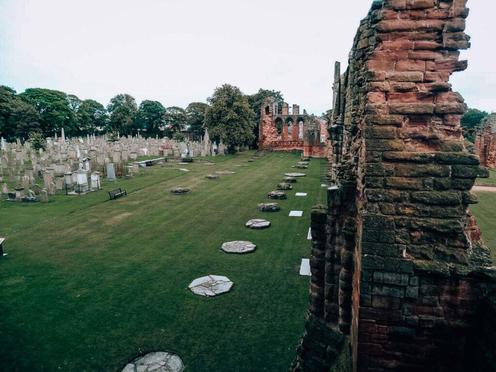 abbazia di arbroath